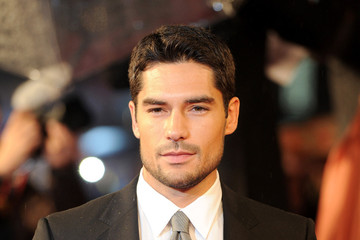 D.J. Cotrona Arrivals at the 'G.I. Joe: Retaliation' Premiere