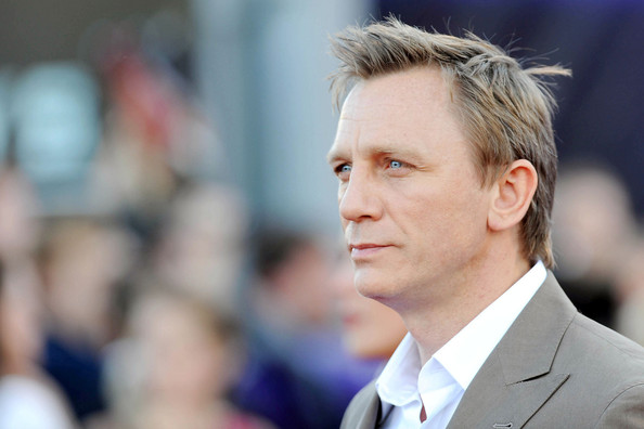 Daniel Craig Actor Daniel Craig attends the