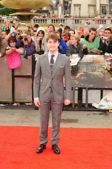 "Premiere of ""Harry Potter and the Deathly Hallows - Part 2"" []"