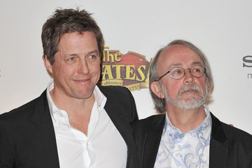 """Hugh Grant Peter Lord Celebs at """"The Pirates! In An Adventure with Scientists"""" Premiere in London"""