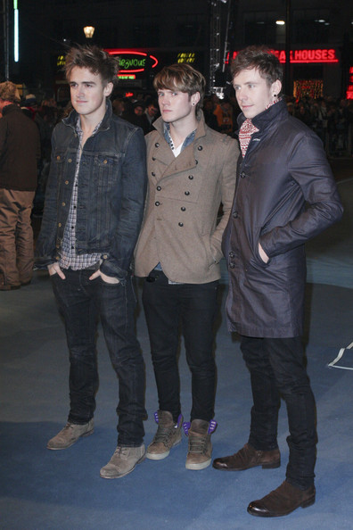 danny jones and dougie poynter. Danny Jones and Dougie Poynter