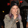 Daveigh Chase Daveigh Chase Outside the Chateau Marmont
