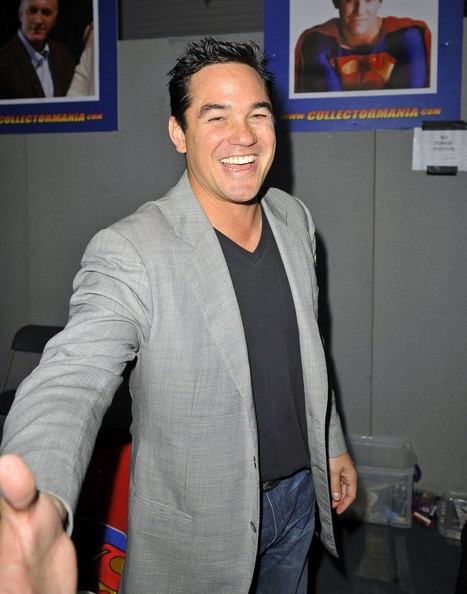 Celebs at the Entertainment Media Show in London