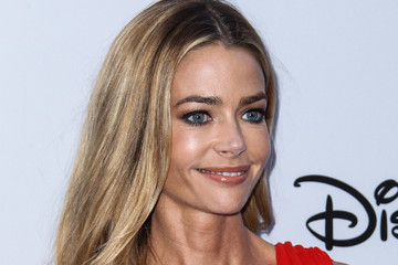 Denise Richards Arrivals at the Disney Media Upfronts — Part 2