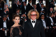 Peter Dundas and Clotilde Courau Photos Photo