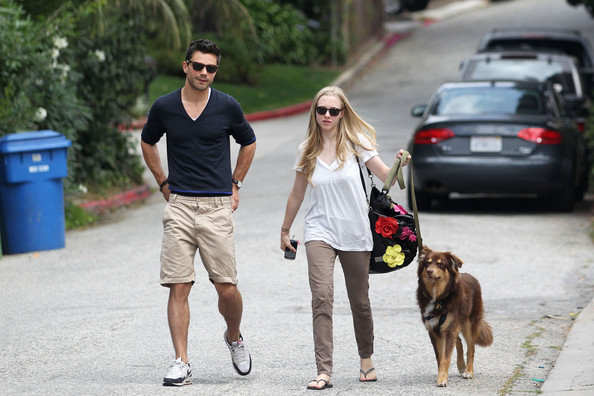 Dominic Cooper And Amanda Seyfried Mamma Mia