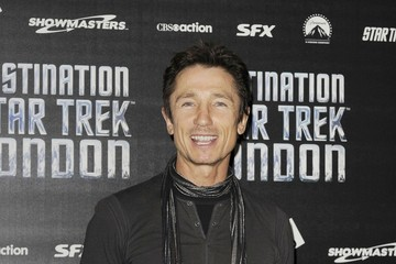 Dominic Keating Stars at the Destination Star Trek London