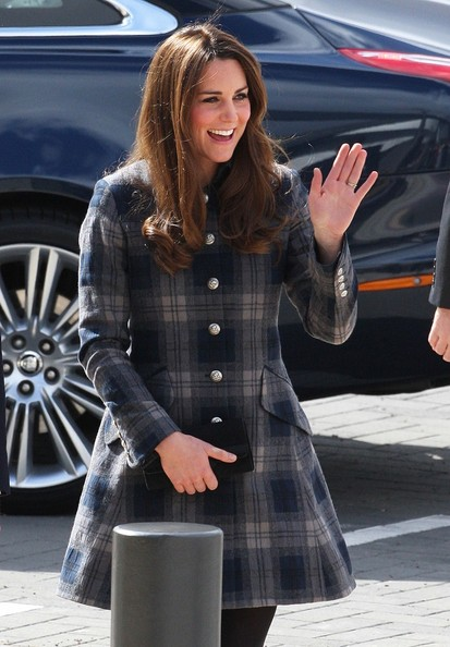 Prince William and Kate Middleton Visit Glasgow 5