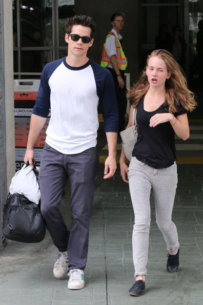 Britt robertson and dylan o brien dating 2013