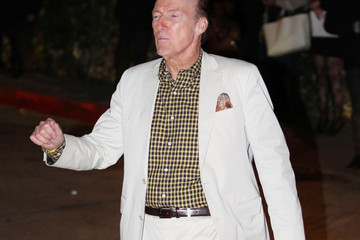 Ed Lauter Celebs at the Grey Goose Party in Hollywood