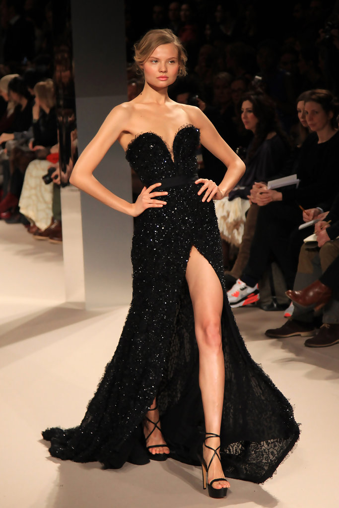 My Fashion Obsession: Haute Couture Spring 2011: ELIE SAAB