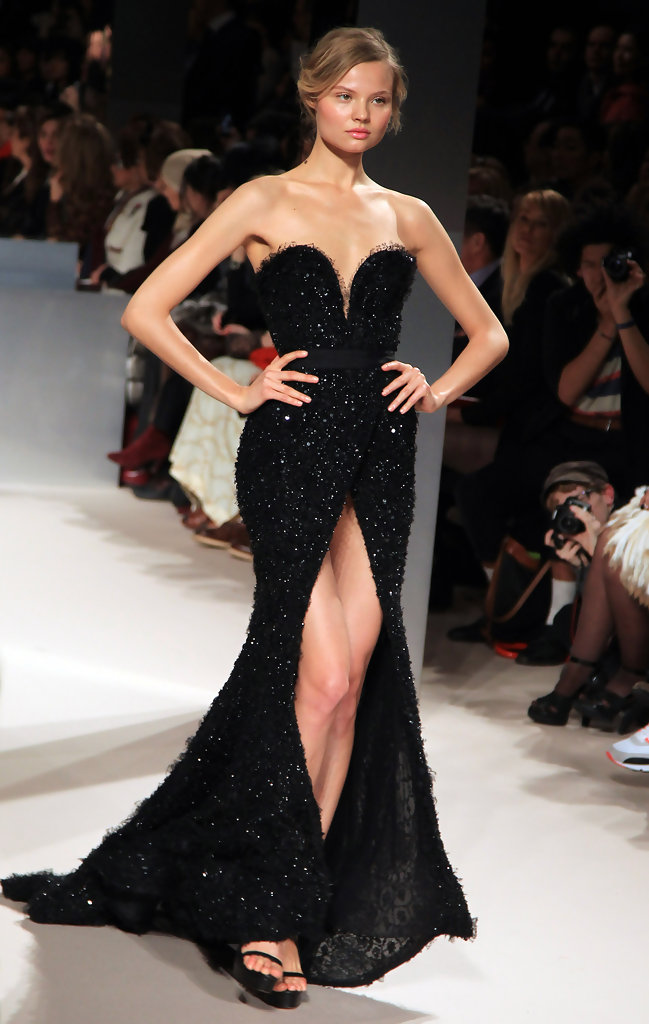 Elie saab spring 2011 haute couture show zimbio for Haute couture style