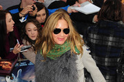 """Trinny Woodall at the European Film Premiere of """"Happy Feet 2"""", held at the Empire cinema, London..***UK, IRELAND, DUBAI, USA AND CANADIAN USE ONLY***."""