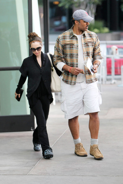 Eliza Dushku Eliza Dushku and boyfriend Rick Fox, retired NBA player,