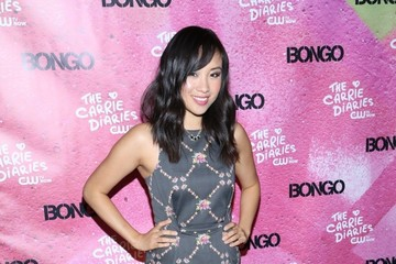Ellen Wong Stars at the Premiere Party for 'The Carrie Diaries' Season 2