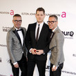 Michael Buble and Dean Caten Photos