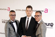 Michael Buble and Dean Caten Photos Photo