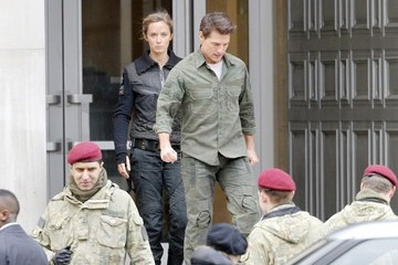 Emily Blunt Tom Cruise Tom Cruise Films 'All You Need is Kill' 2