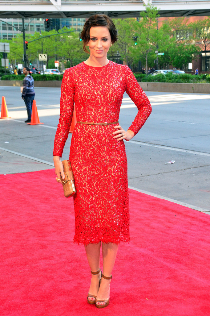 Emily Blunt at the 'Yo...