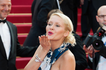 Tatiana Laurens Celebs at the 'Mud' Premiere at Cannes 2
