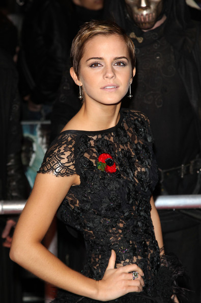 Emma Watson Emma Watson arrives on the red carpet for the world premiere of