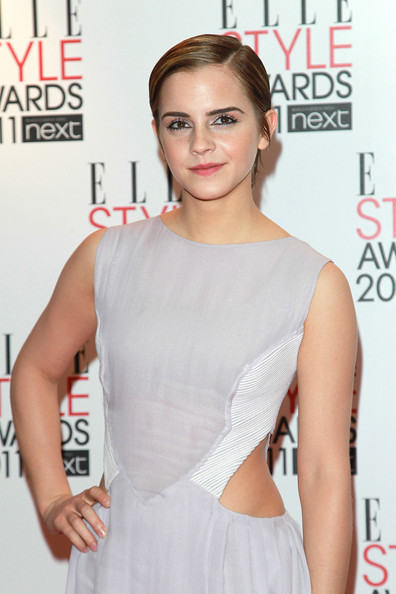 Emma Watson - Celebs at the Elle Style Awards 3