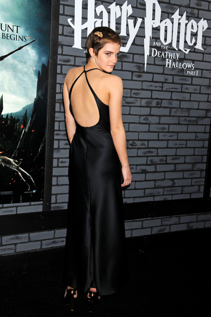 Emma Watson Harry Potter And The Deathly Hallows Part 2 Premiere Dress Emma Watson Photos Pho...