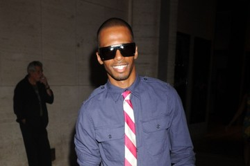 Eric West Celebs at the Charlotte Ronson Spring 2013 Mercedes-Benz Fashion Week