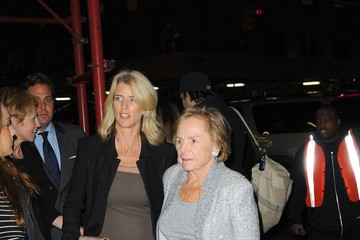 Ethel Kennedy The Glamour Women of the Year Awards in NYC