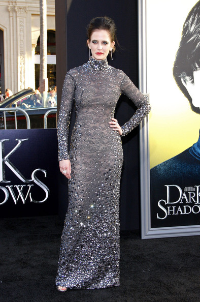 Eva Green Pictures - Celebs at the 'Dark Shadows' Premiere ...