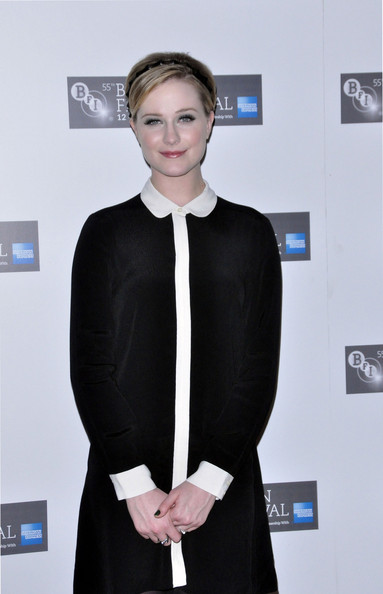 Evan Rachel Wood - George Clooney at the BFI London Film Fest
