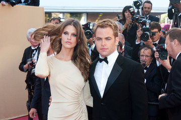 Chris+Pine in Celebs at the Cannes Opening Ceremony