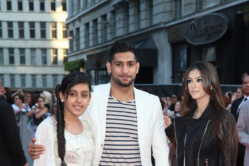 Faryal Makhdoom 'One Direction: This Is Us' World Premiere in London — Part 3