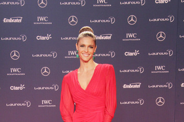 Fernanda Lima Laureus World Sports Awards Photo Call 3