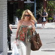 Stephanie Pratt in Beverly Hills