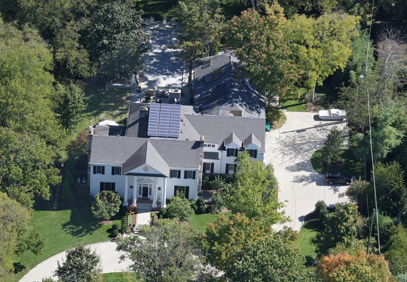 former vice president al gore and his wife tipper are separating rh zimbio com al gore home nashville al gore homes energy use