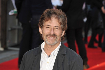 "James Horner Francesca Hull attending the world premiere of ""Titanic 3D"" held at the Royal Albert Hall in London"