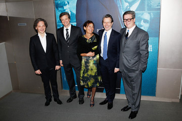 """Gary Oldman Colin Firth Celebs at the """"Tinker, Tailor, Soldier, Spy"""" Premiere in Paris"""