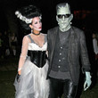 Man and Wife - The Best Celebrity Halloween Costumes 2010