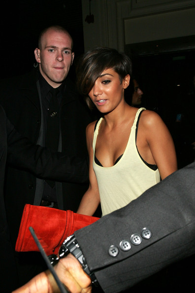 Is frankie sandford dating ashley cole