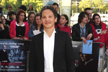"""Tomasz Kowalski Gary Oldman on the red carpet for the London premiere of """"Tinker Tailor Soldier Spy"""""""