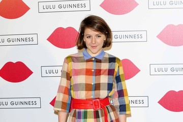 Gemma Whelan Arrivals at the Lulu Guinness Paint Project Party