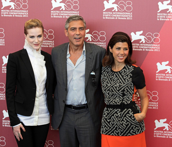 George Clooney Marisa Tomei Photos - George Clooney at 'The