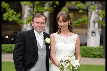 George Eustice George Eustice Ties the Knot in London
