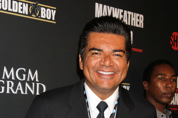 George Lopez Stars at the MGM Grand for the Floyd Mayweather Jr. Fight