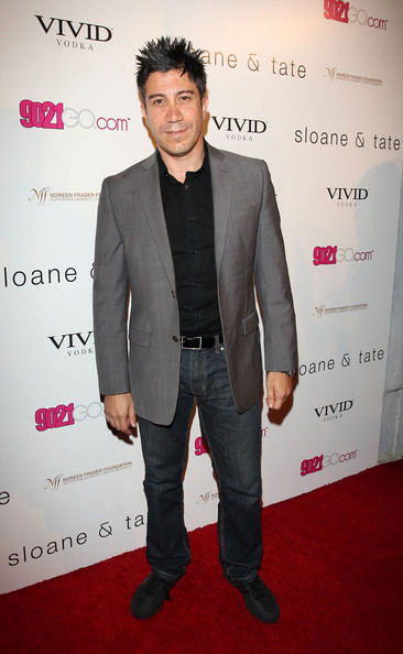 Celebs at the Sloane & Tate Launch Party at Siren Studios in Hollywood
