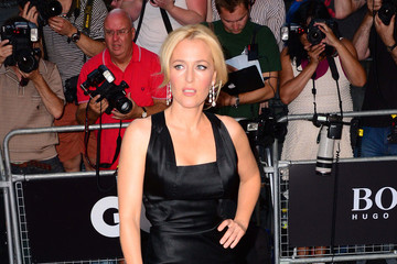 Gillian Anderson Arrivals at the GQ Men of the Year Awards — Part 3