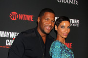 Michael Strahan and Nicole Murphy Photos Photo