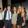 Gina Rio Charlie Travers and Dexter Koh Out in Mayfair