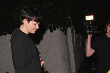 Ginnifer Goodwin Ginnifer Goodwin Leaves the Chateau Marmont